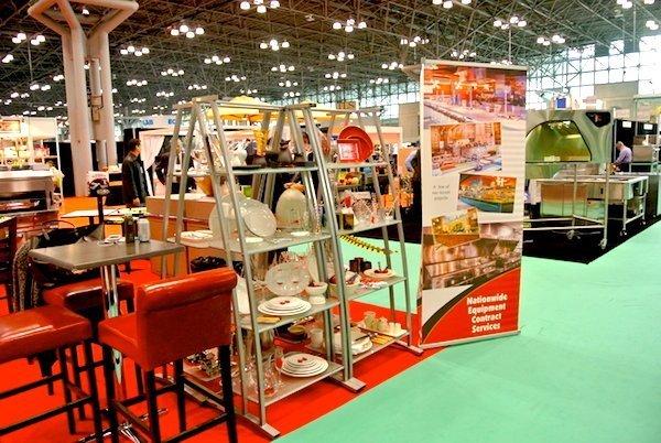 hospitality trade show season resumes this week