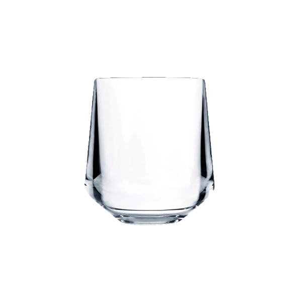 ELITE STEMLESS WINE 12 OZ TRITAN CLEAR 24EA/CS