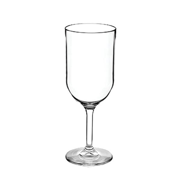 ELITE WINE GLASS 12OZ TRITAN CLEAR 24EA/CS