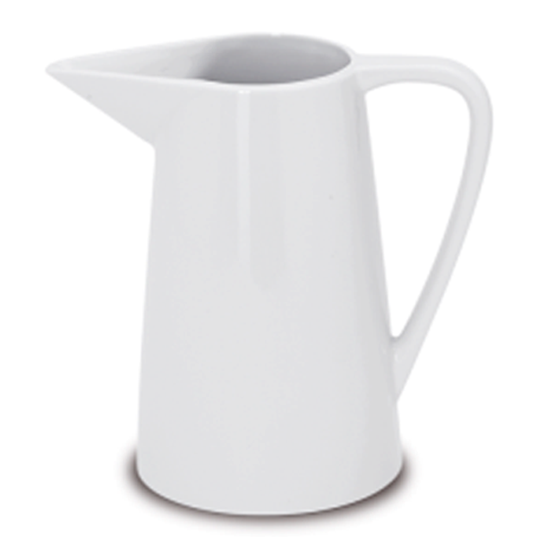 15 JUG W/ HANDLE 71 OZ WHITE 1EA/CS