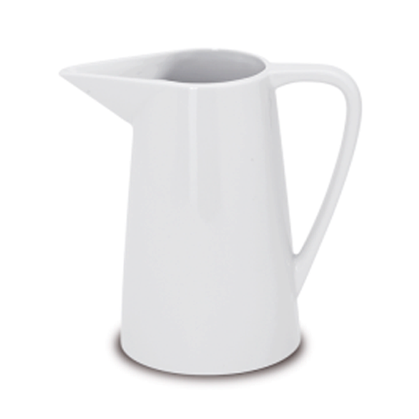 15 JUG W/ HANDLE 40.5 OZ WHITE 1EA/CS