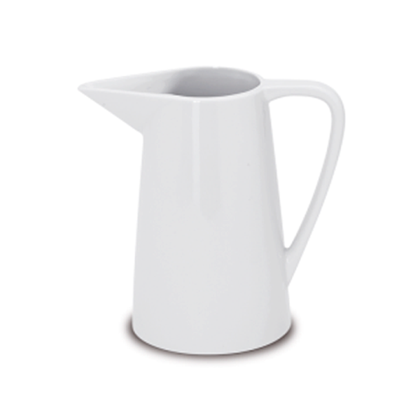 15 JUG W/ HANDLE 23 2/3 OZ WHITE 2EA/CS