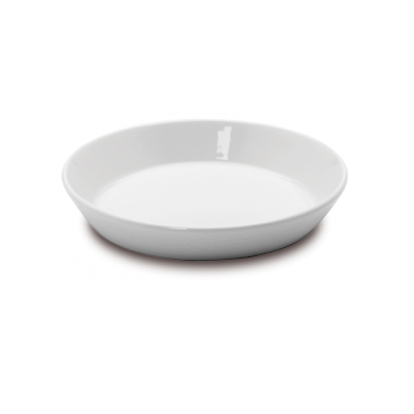 "TING PLATE 6 3/4"" WHITE 6EA/CS"