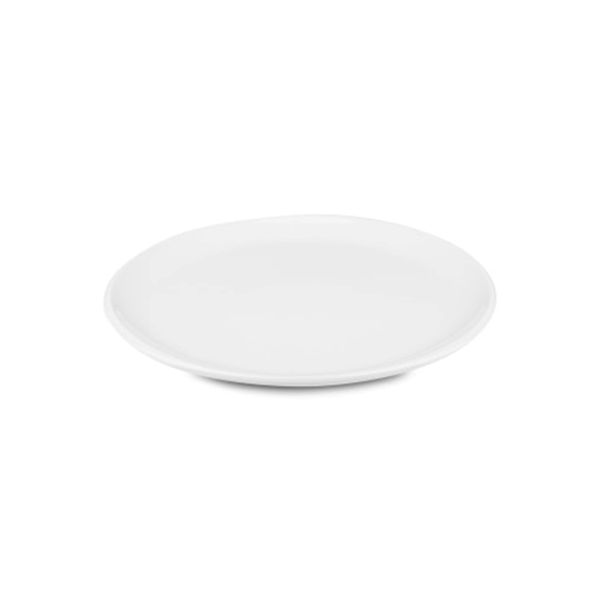 "PAX PLATE 8 2/3"" ROUND WHITE 6EA/CS"