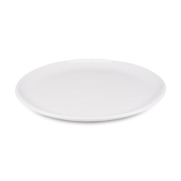 "PAX PLATE 10 1/4"" ROUND WHITE 6EA/CS"