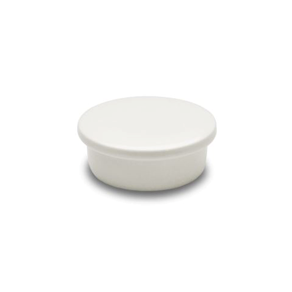 OSLO COFFEE / TEA POT LID WHITE 2EA/CS