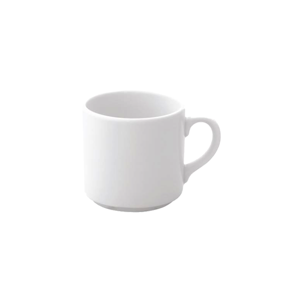 LILY COFFEE CUP STACKABLE 6 3/4 OZ 12EA/CS