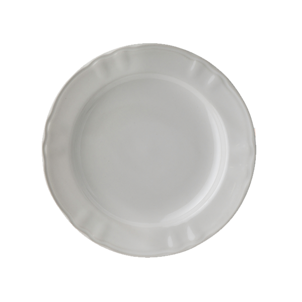 "IMPERIAL PLATE 9"" DIA WHITE 1DZ/CS"