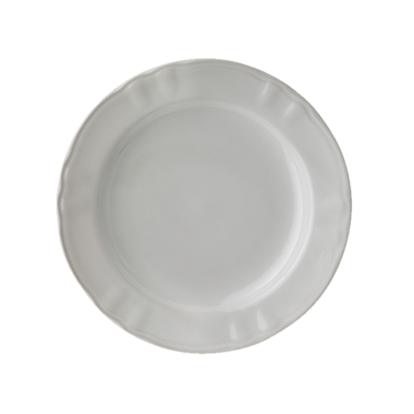 "IMPERIAL SOUP PLATE 9"" WHITE 1DZ/CS"