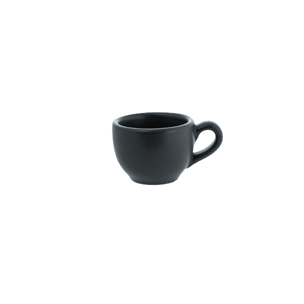 CHENA BLACK ESPRESSO CUP 3 OZ 1DZ/CS