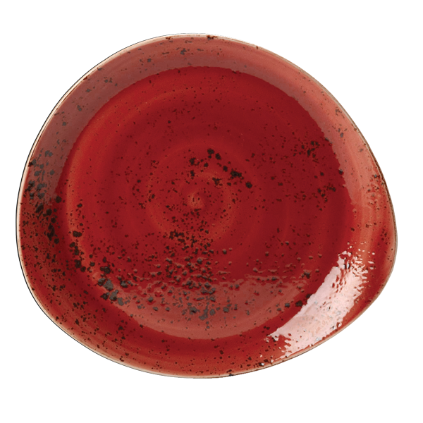 "CRAFT RED 10"" FREESTYLE PLATE 1DZ/CS"