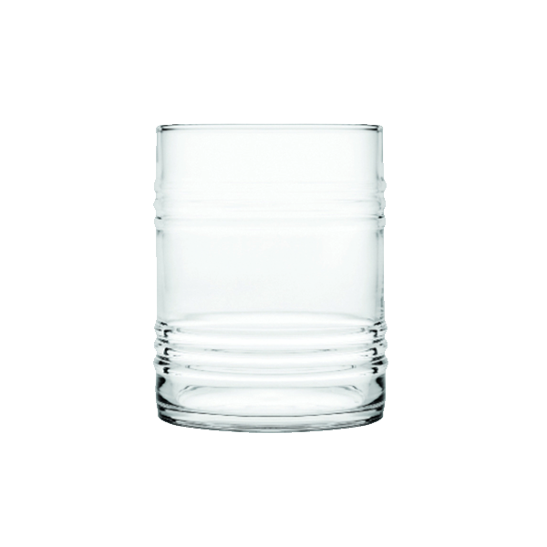 PASABAHCE TIN CAN 11 3/4OZ GLASS 1DZ/CS
