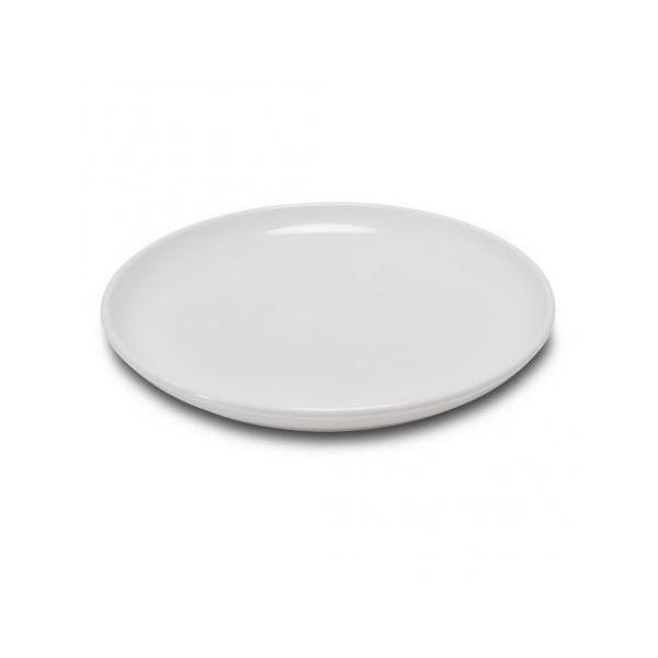 """BASE PLATE 7 8/9"""" WHITE 6EA/CS"""