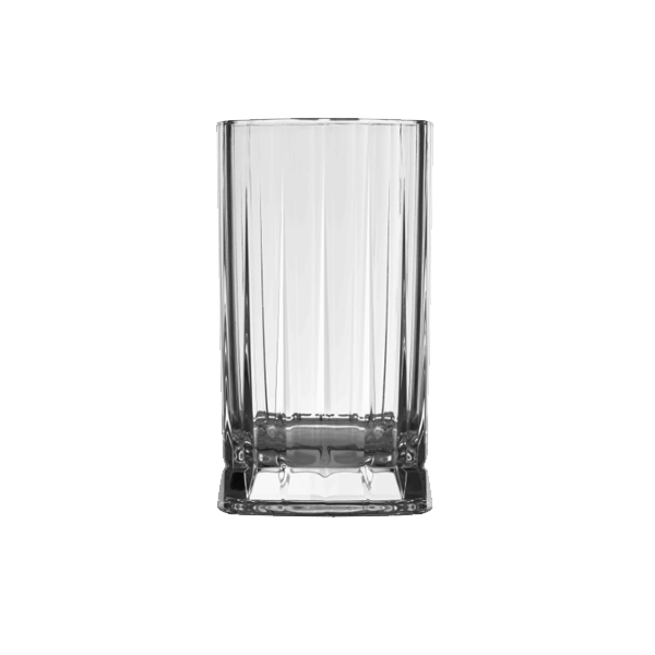 NUDE WAYNE HI-BALL GLASS 8 1/2 OZ 24EA/CS