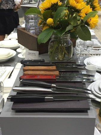 Corby Hall Cortland Silversmith And Walco Steak Knives