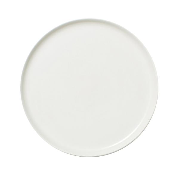 "DINNER PLATE 11X0.5"" LARGE SATIN MATTE GLAZE SATIN"
