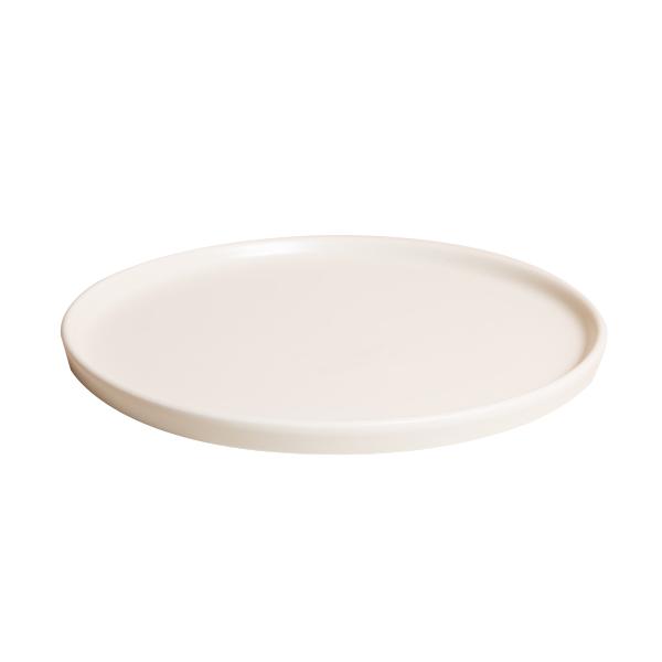 "SERVING PLATE 12.5X.5""H SATIN MATTE SATIN"