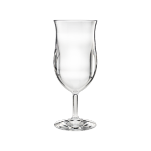 "ELITE HURRICANE GLASS 13.5 OZ 7.5""H 24EA/CS"