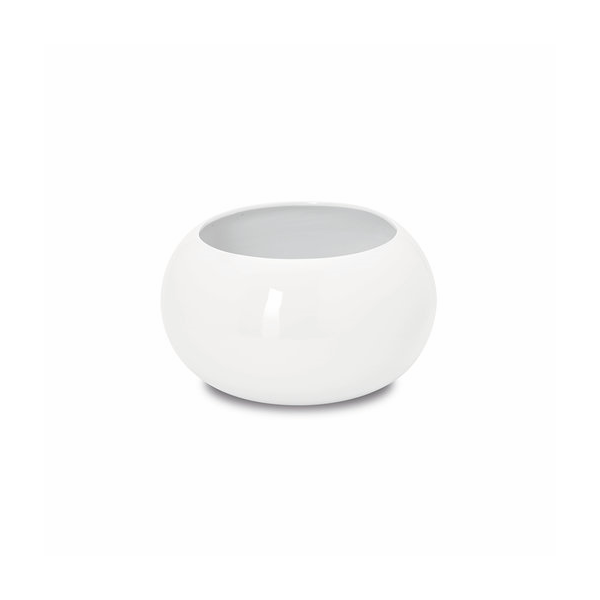 "KULE BOWL 8 1/4""X4 1/2"" 94.7 OZ WHITE 3EA/CS"