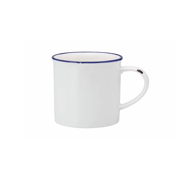 "TIN TIN COFFEE MUG 11 OZ 3.5""D ROYAL BLUE 3DZ/CS"