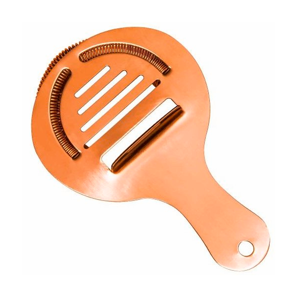 "COLEY STRAINER 6 1/10""L HD REPL SPRING FLAT HANDLE COPPER"