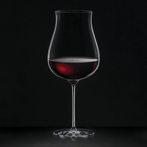 LINEA UMANA FINE / LIGHT RED WINE GLASS 37 1/4 OZ 2DZ/CS