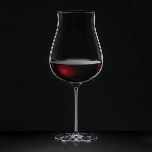 LINEA UMANA FINE / LIGHT RED WINE GLASS 37 1/4 OZ 2DZ/CS
