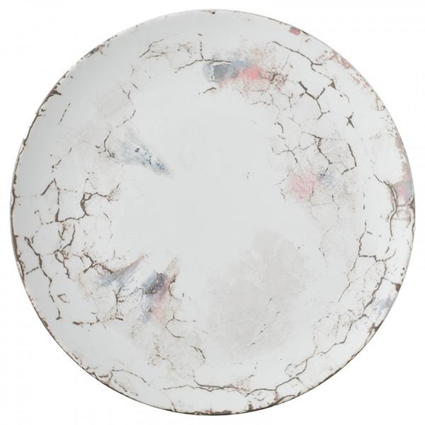 "Carrara Salad/Dessert Plate, 8"" diameter"