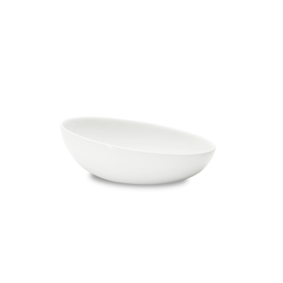 Ellipse Bowl, 13-1/2 ounce capacity, white